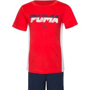 NWT - Toddler Boys 2 Piece T-Shirt & Shorts Set